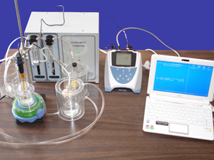 water quality determination of alkalinity Water quality: ph and alkalinity the purpose of this article is to allay some of these concerns by pointing out the difference between high ph and high alkalinity alkalinity and ph are two important factors in determining the suitability of water for irrigating plants.